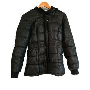 Justice Girl's Insulated Puffer Coat